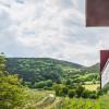 Sicht auf die Hügellandschaft
